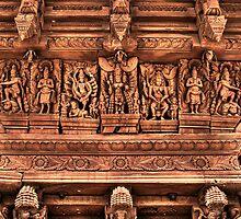 Of Gods and Godesses II by Sundar Singh