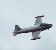 Jet Provost by Chris Gwinnett