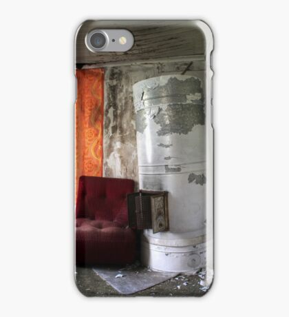 16.5.2015: Armchair and Falling Oven II iPhone Case/Skin