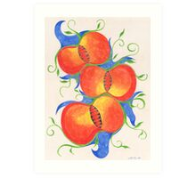 Garden of Eden 1 Art Print