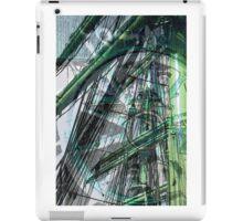 Sail Away - Green iPad Case/Skin
