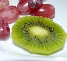 Kiwi Slice by Steven Fraser