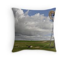 Rural Australia Throw Pillow
