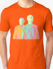 Inside We Are The Same Psychedelic Unisex T-Shirt