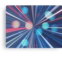 Digitally Altered Absolutely Abstract Canvas Print