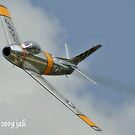 F-86 Sabre by john403