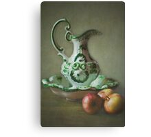 J is for...........Jug Canvas Print