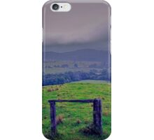 Blue Hills at Ulong iPhone Case/Skin