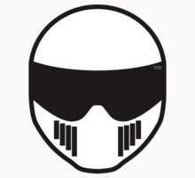 The Stig - Stig's Head by jimcwood