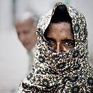 behind the veil..... by BryanLee