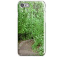 The Path in Bath - England iPhone Case/Skin