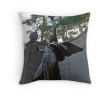 The Spirit of Life Throw Pillow