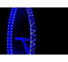 My Eye On London's Eye Photographic Print
