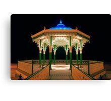 The Bandstand - Brighton - England Canvas Print