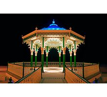 The Bandstand - Brighton - England Photographic Print
