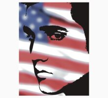 Elvis Presley T Shirt Born in the USA by kmercury