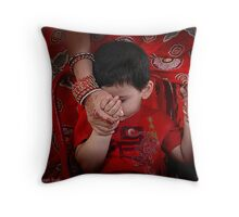 OH MOM, MY SWEET MOM!! Throw Pillow