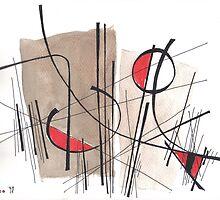 informelle Kunst by Dieter Borst