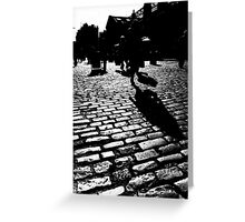 Covent Garden - London Greeting Card