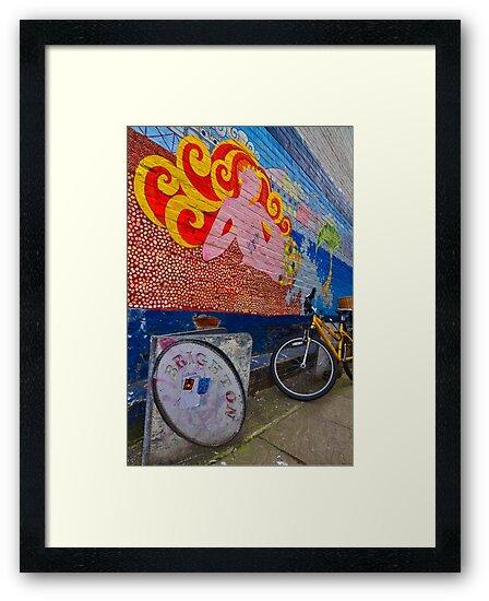 Brighton By Bike - England by Bryan Freeman