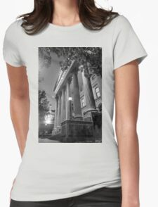 Classic Theater Womens Fitted T-Shirt
