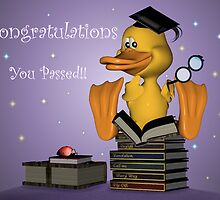 Congratulations, You Passed by Dawnsky2