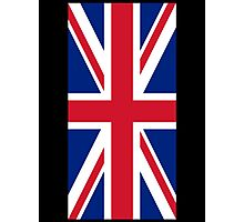 I Love Great Britain - Country Code GB T-Shirt & Sticker Photographic Print