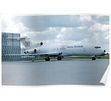 Boeing B-727F Freighter Poster