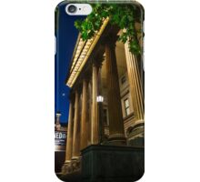 Classic Theater - colour iPhone Case/Skin