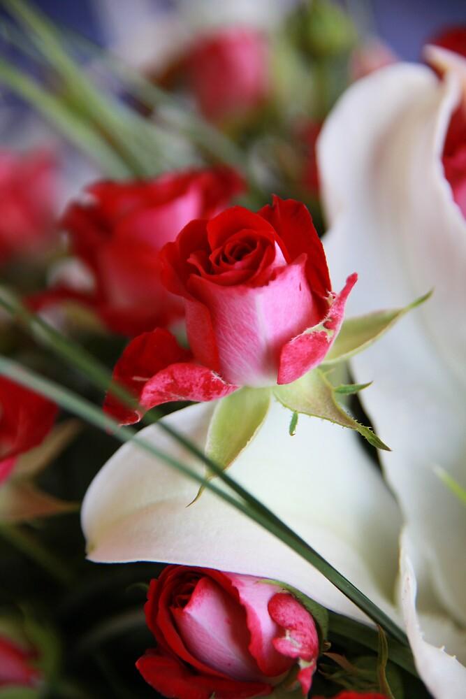 Wedding flowers by supermimai