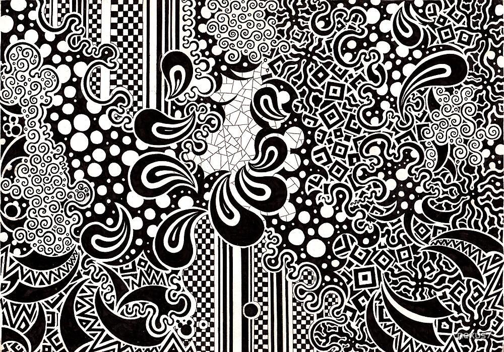 Black Paisley by nexus7