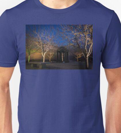 Bendigo thatre, art gallery entrance Unisex T-Shirt