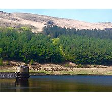 Managing the Reservoir  Photographic Print