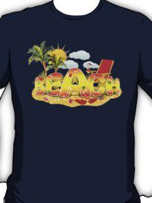 Beach Fun. Summer in the Sun T-Shirt