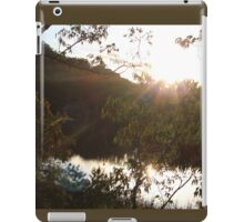 Sunset at Dunn's Swamp iPad Case/Skin