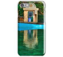 Pool Hut - MacCallum Pool - Cremorne Point - Sydney Australia iPhone Case/Skin