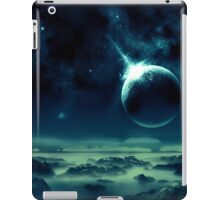 Another World - Blue iPad Case/Skin