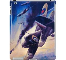 WW2 Propaganda Poster Reproduction iPad Case/Skin
