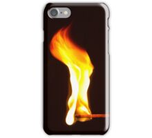 Don't Play With Fire! iPhone Case/Skin