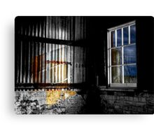 Moon Shine - Cockatoo Island - Sydney - Australia Canvas Print