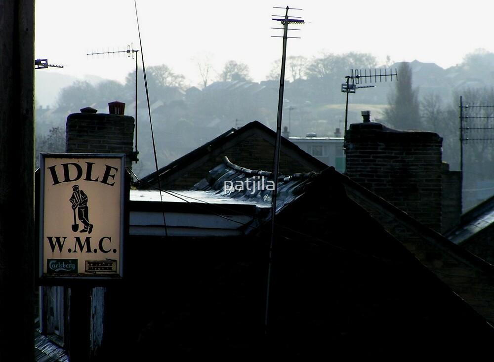 Working Men's Club of Idle UK by patjila