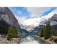 Lake Louise, Rocky Mts, Canada Photographic Print