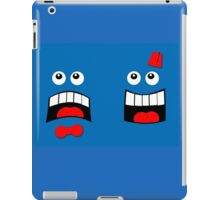 Dr FACE iPad Case/Skin