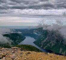 Gros Morne Mountain by Spencer Dove