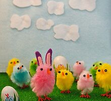 Hoppy Easter! by CreativeLore