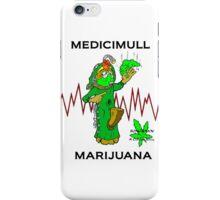 medicimull marijuana iPhone Case/Skin