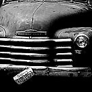 Old Chevy by saseoche