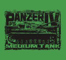Panzer IV One Piece - Short Sleeve