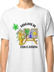 HIGHER EDUCATION Classic T-Shirt