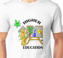 HIGHER EDUCATION Unisex T-Shirt